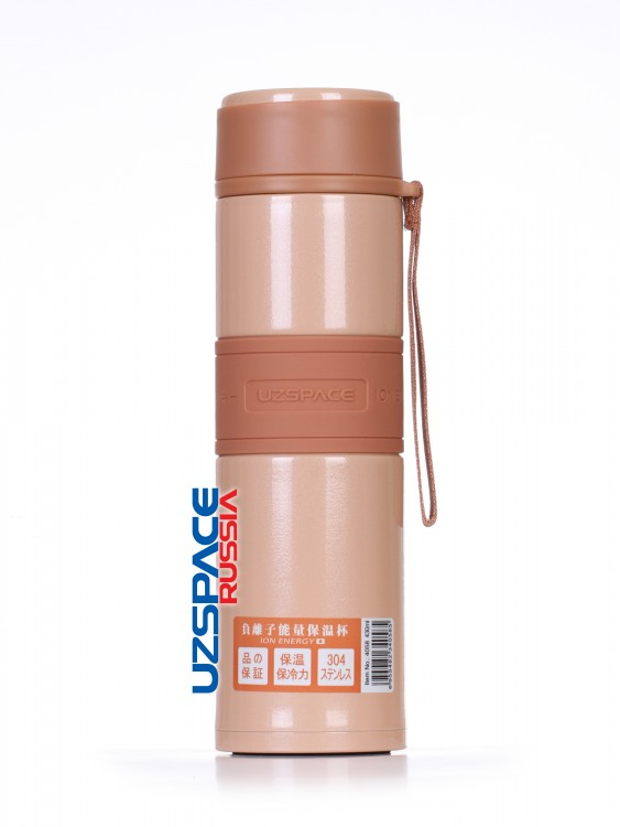 Термос UZSPACE ION ENERGY, 430 ml (4058)